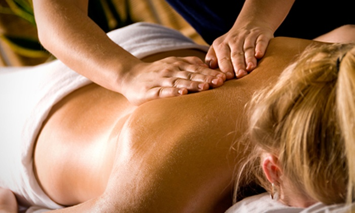 Spa Twenty Six - South Side: Back, Neck and Shoulder Massage Plus Facial from £15 at Spa Twenty Six (Up to 51% Off)