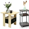 Furinno End Tables, Coffee Tables, and Nightstands