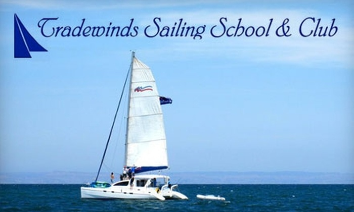 Tradewinds Sailing School & Club - Marina Bay: $247 for a Three-Day Sailing Course and ASA Certification at Tradewinds Sailing School & Club ($495 Value)