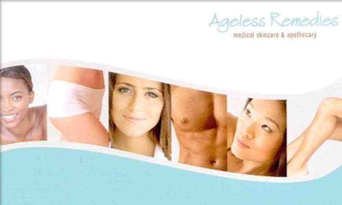Ageless Remedies - Roswell: $55 for a Signature Facial at Ageless Remedies ($125 Value)
