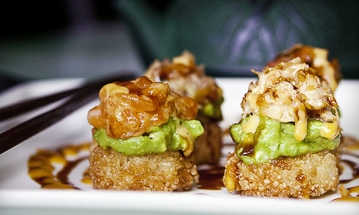 Neo World Bistro & Sushi Bar - Mt. Kisco: $15 for $30 Worth of Sushi and Asian Fusion Fare at Neo World Bistro & Sushi Bar in Mount Kisco