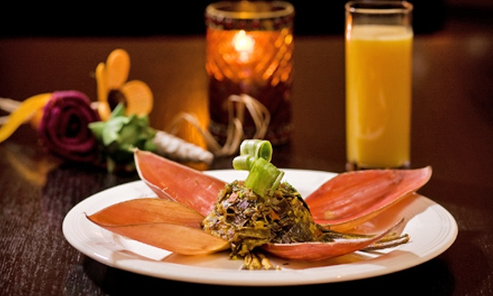 Origin India - Paradise: Modern Indian Cuisine for Dinner or Lunch at Origin India