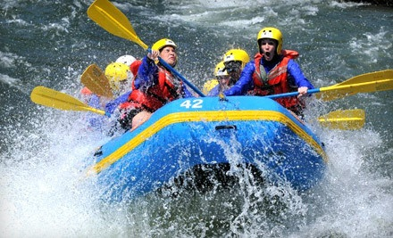 Full-Day Rafting Trip on the Kaweah River - Whitewater Connection in Three Rivers