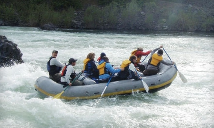 Flow Adventures - Spokane: $33 for a Three-Hour Kayaking or Rafting Trip on the Spokane River from FLOW Adventures ($66.13 Value)