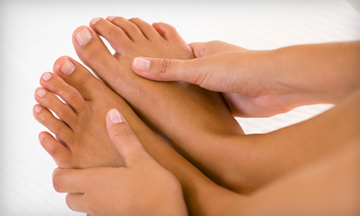 The Foot and Ankle Healthcare Center - High Chaparral: $125 for Laser Toe-Fungus Treatment for Both Feet at The Foot and Ankle Healthcare Center in Madison ($500 Value)
