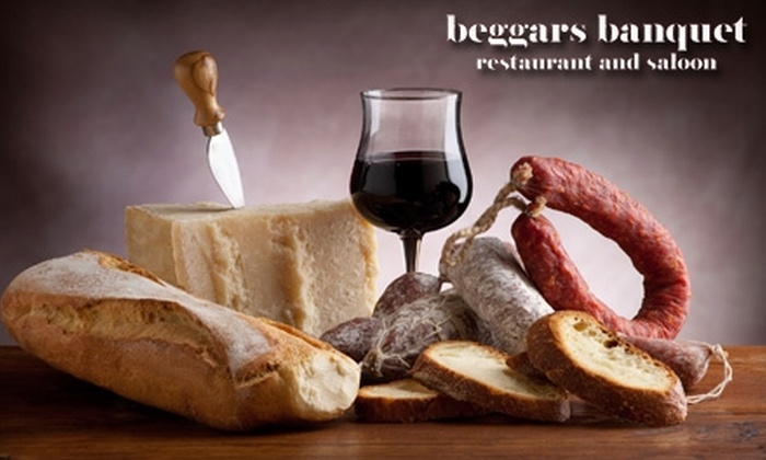 Beggar's Banquet - Lansing: $15 for $30 Worth of Comfort Fare and Drinks at Beggar's Banquet