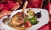 The Venetian Room [Reserve] - Southwest Orange: $25 for $50 Worth of Upscale Cuisine at The Venetian Room