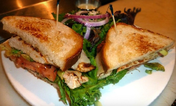 Paradise - Mesa: $15 for $30 Worth of Grilled Fare and Drinks at Paradise in Mesa