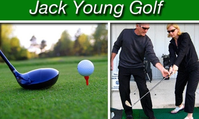 Jack Young PGA Professional - Vancouver Heights: $25 for One Golf Lesson With PGA Pro Jack Young and a Driving-Range Session ($58 Value)