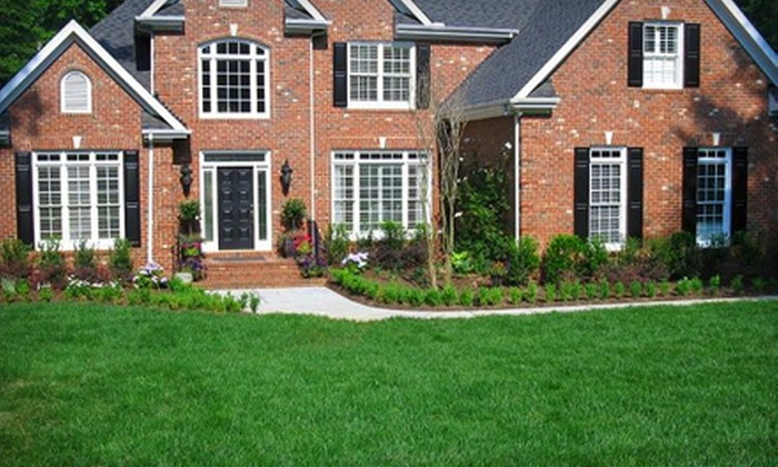 GrassPlus & Associates - Wake Forest: Lawn Care from GrassPlus & Associates. Three Services Available.