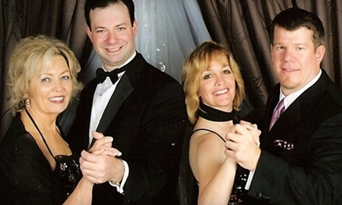 A Dance With Me - Dallas: Ballroom-Dancing Lessons at A Dance With Me in Carrollton. Two Options Available.