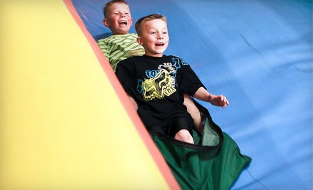Three All Ages Passes ($24 value) - Scooter's Jungle in Aliso Viejo