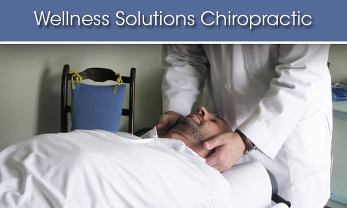Wellness Solutions Chioropractic  - Plano: $29 for Exam, Adjustment, and Massage at Wellness Solutions Chiropractic