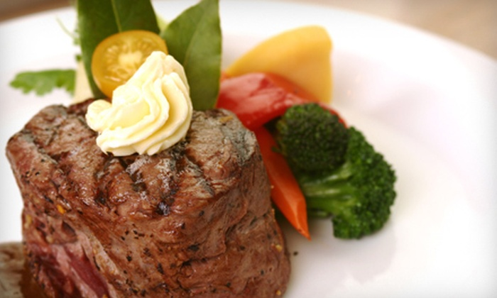 Chez Leon - Clayton: $30 for $60 Worth of Classic French Dinner Cuisine and Wine at Chez Leon in Clayton