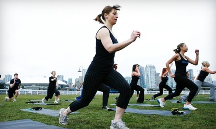 Access Boot Camp - Multiple Locations: $39 for 30 Days of Unlimited Fitness Classes at Access Boot Camp ($189 Value)