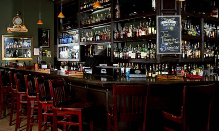 World Famous Cigar Bar - Multiple Locations: $20 for $40 Worth of Cigars and Drinks at the World Famous Cigar Bar