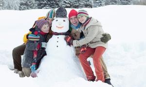 High5EM Events: SnowMageddon for Two, or Fest and Snowshoe Race for One or Two from High5EM Events (Up to 44% Off)