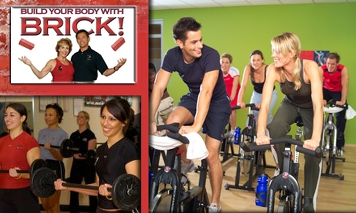 Brick Bodies - Baltimore: $19 for 20 Classes at Brick Bodies and Lynne Brick's, Less Than $1 a Class