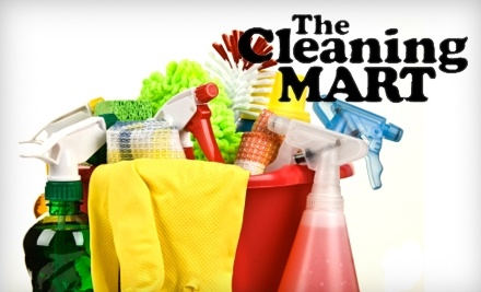 $20 Groupon to The Cleaning Mart - The Cleaning Mart in Omaha