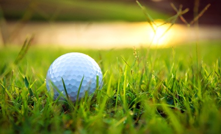 18-Hole Round of Golf and Cart for 2 (a $59 value) - Timber Links at Denton in Denton