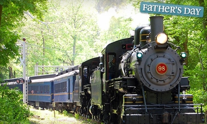 Wilmington & Western Railroad - Wilmington: $22 for Family Pack of Tickets to Mount Cuba Meteor Train Ride from Wilmington & Western Railroad ($44 Value)