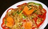 Masala Wok - Edmonton: $15 for $30 Worth of Indo-Chinese Cuisine, East Indian Cuisine, and Drinks at Masala Wok