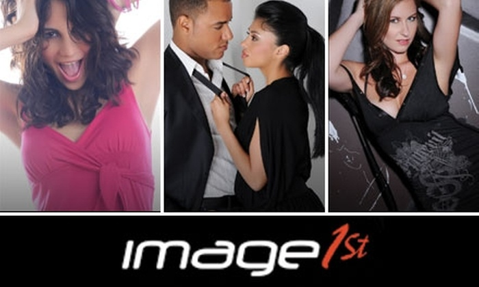 Image 1st - Wynwood: $10 for a Three-Hour Photography Session and One Retouched Image at Image 1st (Up to $149 Value)