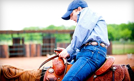 Sleepy Sheep Ranch: 1-Hour of Horseback Riding and a 1-Hour Lesson - Sleepy Sheep Ranch in Whitewright