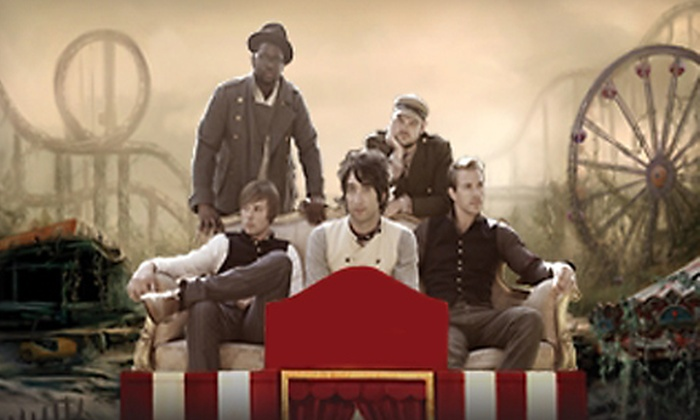 Plain White T's and Trippin Billies - Downtown: One Ticket to See Plain White T's on October 17 or Trippin Billies on November 19 at House of Blues Cleveland