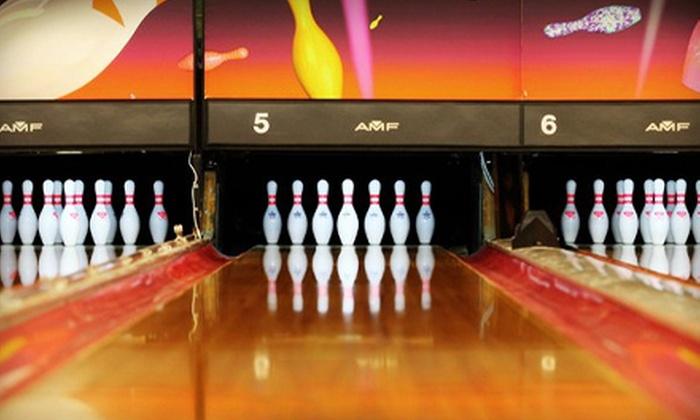 Orchard Lanes - North Salt Lake: Bowling Outing for Six or Twelve at Orchard Lanes in North Salt Lake
