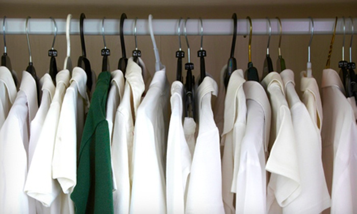Imperial Cleaners - Multiple Locations: $20 for $40 Worth of Dry-Cleaning Services at Imperial Cleaners