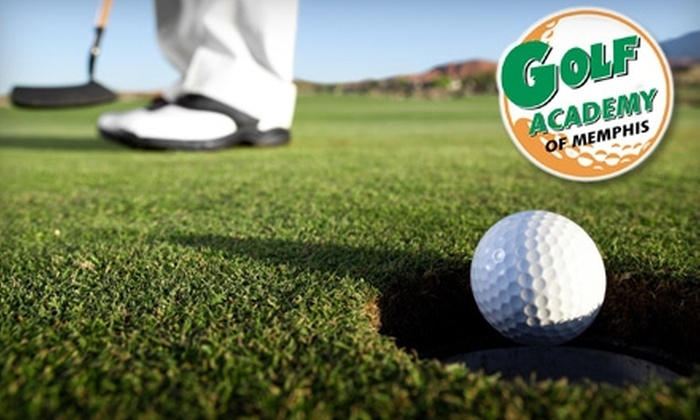 The Golf Academy of Memphis - Memphis: $45 for One Golf Lesson with Charlie Long at The Golf Academy of Memphis