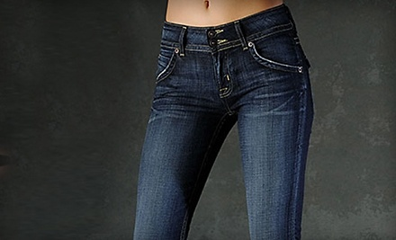 $100 Groupon to Liquid Blue Denim Boutique - Liquid Blue Denim Boutique in Fulton