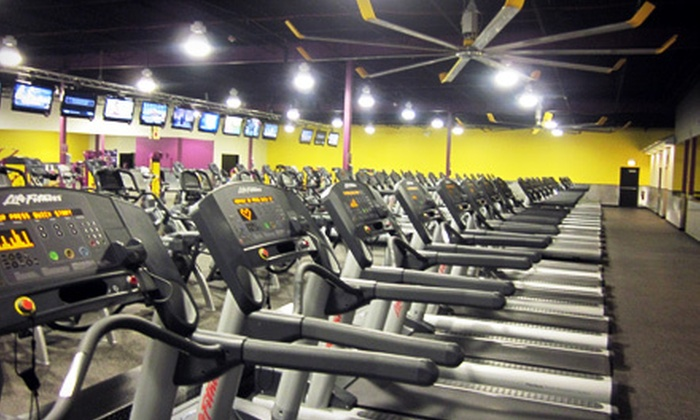 Planet Fitness - Multiple Locations: $20 for a One-Month Membership to Planet Fitness (Up to $93.16 Value)