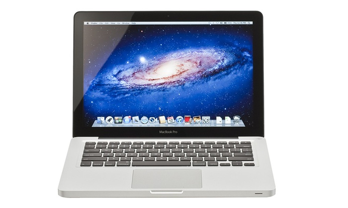 """Apple 13.3"""" MacBook Pro Laptop: Apple 13.3"""" MacBook Pro Laptop with a Core i5 Processor and 4GB RAM (MD101LL/A)"""