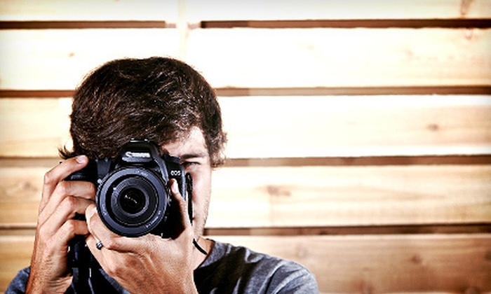 Life in Letters - Beavercreek: One-Hour Intro to DSLR Photography Class for One or Two at Life in Letters in Beavercreek (Up to 60% Off)