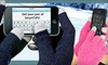 SmartTips: One or Two Pairs of Touchscreen-Compatible Gloves from Smart Tips Gloves (Up to 58% Off)