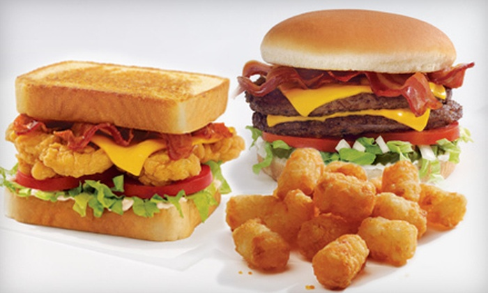 Sonic - Lafayette: $5 for $10 Worth of Grilled Fare and Drinks at Sonic in Lafayette