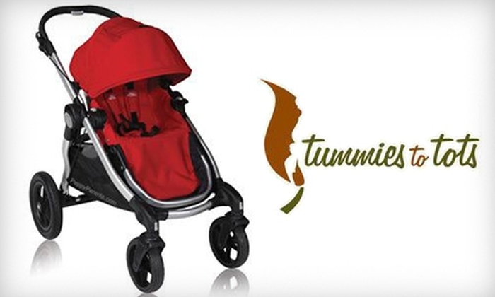 Tummies to Tots - Hyde Park: $25 for $55 Worth of Baby Gear, Furniture, Strollers and More at Tummies to Tots