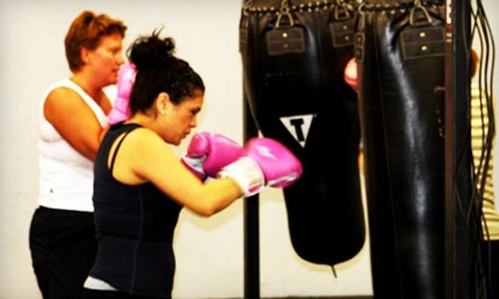 Laselva Mixed Martial Arts - Wichita: $35 for One Month of Unlimited Kickboxing or Brazilian Jiu Jitsu Classes at Laselva Mixed Martial Arts (Up to $100 Value)