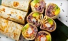 OOB-Taka Taka - SoHo: Japanese-Mexican Fusion Meal for Two or Four at Taka Taka (Up to 53% Off). Complimentary Dessert with Mobile App Redemption.