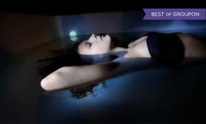 FLO2S: Sensory-Deprivation Sessions, Infrared Therapy Sessions, or a Massage Package at FLO2S (Up to 47% Off)