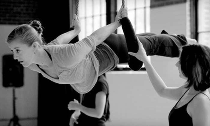 The Cabiri - Georgetown: $15 Toward Aerial and Trapeze Classes
