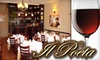 Il Poeta - Forest Hills: $20 for $40 Worth of Northern Italian Cuisine at Il Poeta in Forest Hills
