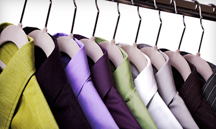 Embrace Dry Cleaning & Alterations - Airdrie: $25 for $50 Worth of Dry Cleaning and Alterations at Embrace Dry Cleaning & Alterations in Airdrie