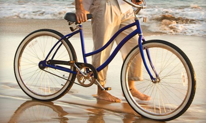 Paradise Rent-a-Car - Waikiki: One- or Three-Day Bicycle Rental from Paradise Rent-a-Car (Up to 52% Off)