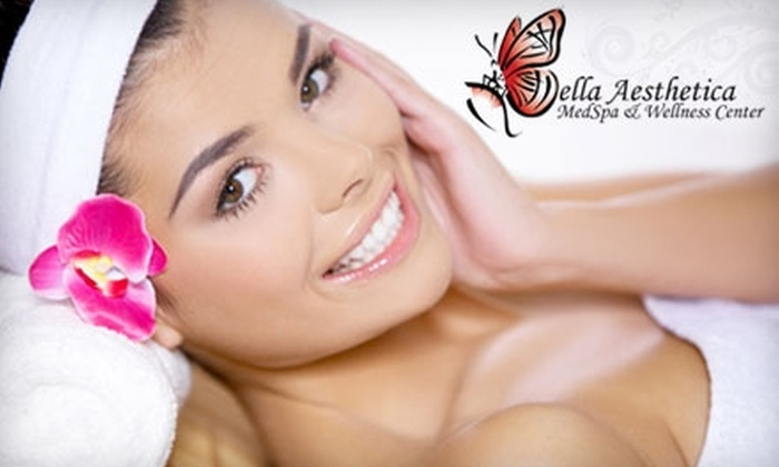 Bella Aesthetica MedSpa & Wellness Center - Downtown Ontario: $49 for Two 30% Medical-Grade Glycolic Peels at Bella Aesthetica MedSpa & Wellness Center in Ontario ($300 Value)