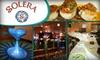 Solera Restaurant - Downtown West: $20 for $50 Worth of Spanish Tapas at Solera Restaurant