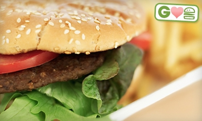 Colorado Grill - Clovis: $5 for $10 Worth of Burgers and More at Colorado Grill