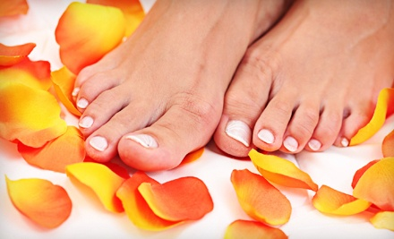 Laser Toe-Fungus Removal for One Foot (a $1,000 value) - Rejuve in Saratoga